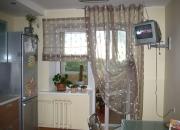 гардины на кухне