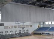 противодымные шторы