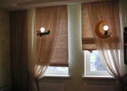 шторы и тюль