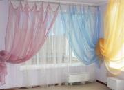 вуаль и шторы