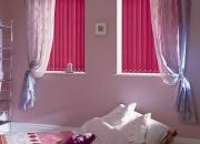 тканевые жалюзи в спальню