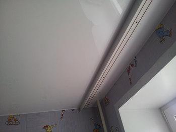 Гардины для штор потолочные