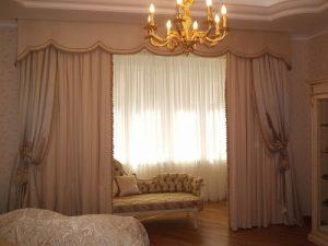 шторы с ламбрекенами