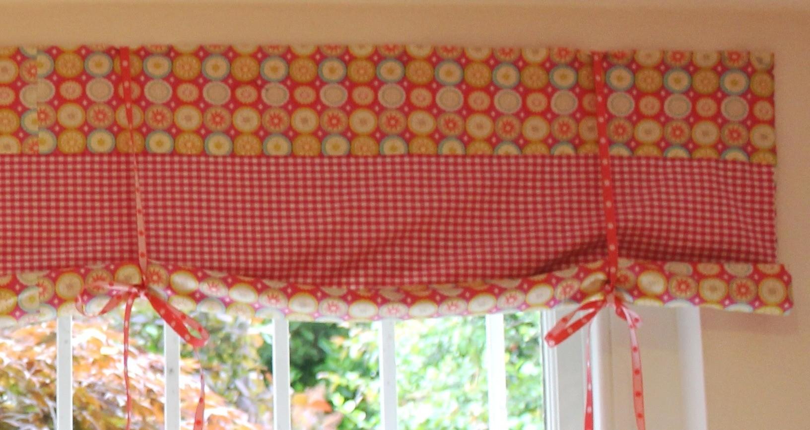 Как сделать штору своими руками пошаговое фото фото 651